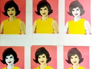 Image for Andy Warhol Class (February)}