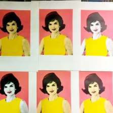Image for Andy Warhol Class (February)
