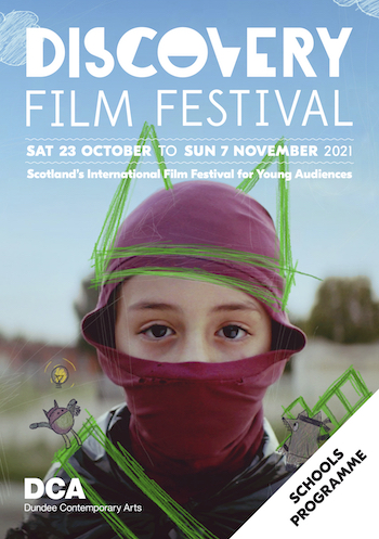 Discovery Film Festival Schools Programme